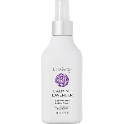 ULTACalming Lavender Coconut Milk Lotion Spray