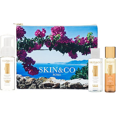 SKIN&CO Online Only FREE 3-pc Truffle Therapy Kit %26 Bag w%2Fany %2470 Skin%26Co purchase