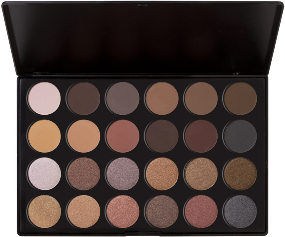 Online Only Downtown L.A. 24 Shade Eyeshadow Palette by J.Cat Beauty