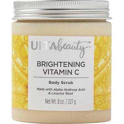 ULTABrightening Vitamin C Body Scrub