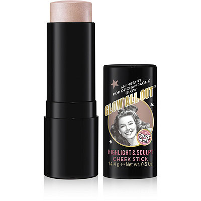 Soap & Glory Glow All Out Highlight %26 Sculpt Cheek Stick