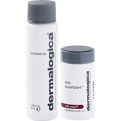 FREE Detox Duo Set w/any $50 Dermalogica purchase