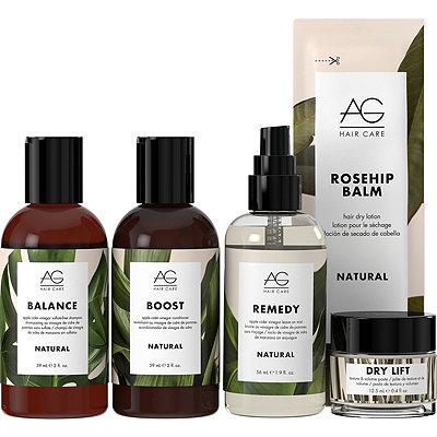 AG HairNatural Healthy Hair Starter Kit