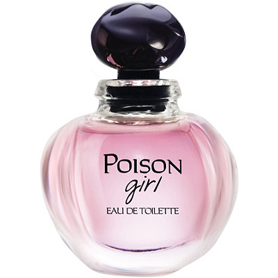 Online Only! FREE deluxe miniature Poison Girl w/any Dior Women's fragrance collection purchase