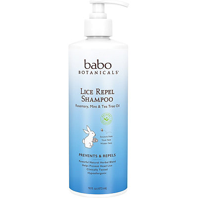 Babo BotanicalsOnline Only Lice Repel Shampoo