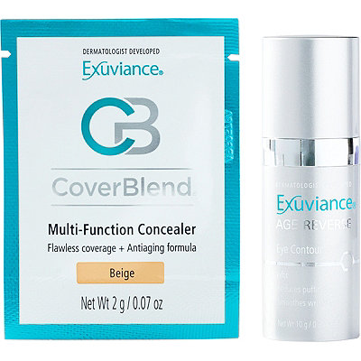 ExuvianceFREE Age Reverse Eye Contour Coverblend Concealer w%2Fany %2460 Exuviance purchase