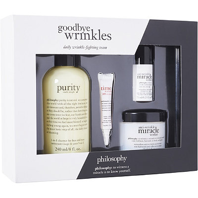 PhilosophyGoodbye Wrinkles Loyalty Set