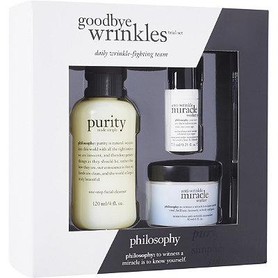 PhilosophyGoodbye Wrinkles Trial Set