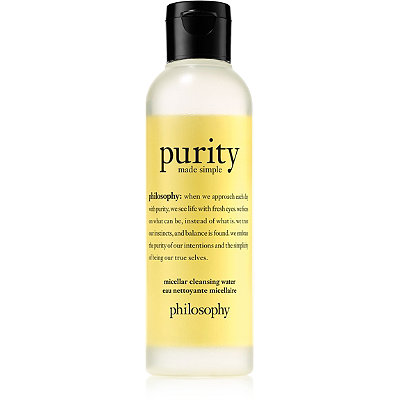 Travel Size Purity Made Simple Micellar Cleansing Water