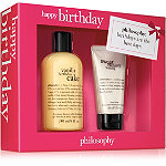Philosophy Happy Birthday Set