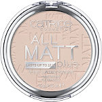 Catrice Online Only All Matt Plus Shine Control Powder Natural Beige 015