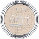 Catrice Online Only All Matt Plus Shine Control Powder Transparent 010