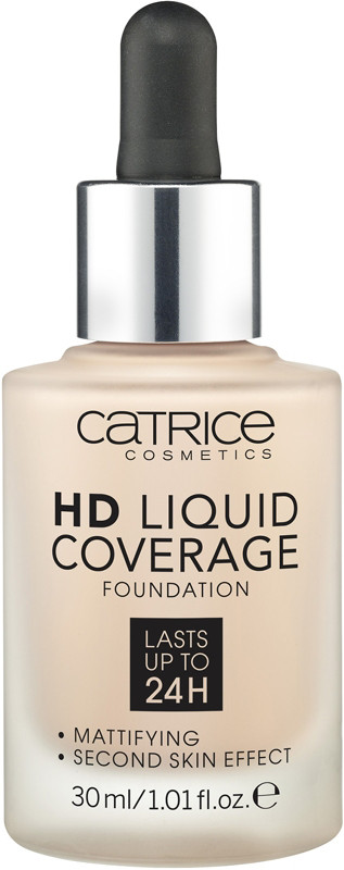 HD Liquid Coverage Foundation by Catrice Cosmetics