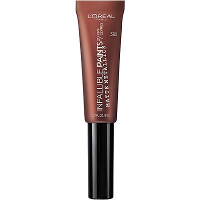 L'Oréal Infallible Paints%2FLips Matte Metallic