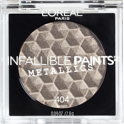 L'OréalInfallible Paints Eyeshadow Metallics