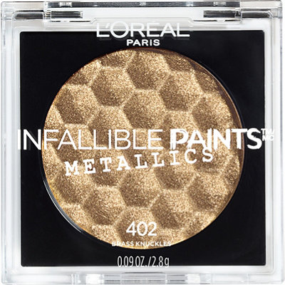 L'Oréal Infallible Paints Eyeshadow Metallics