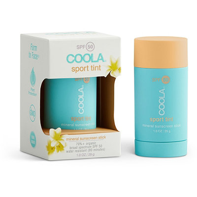 Coola Sport Tinted Mineral Sunscreen Stick SPF 50