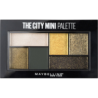 MaybellineThe City Mini Palette Urban Jungle