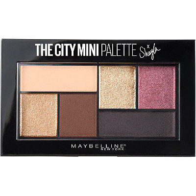 MaybellineThe City Mini Palette x Shayla