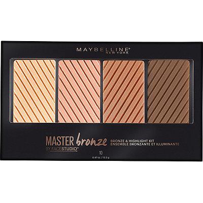 MaybellineFaceStudio Master Bronze Kit