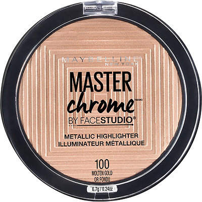 FaceStudio Master Chrome Metallic Highlighter