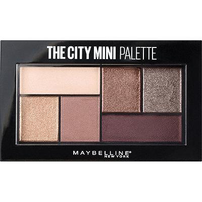 The City Mini Palette Chill Brunch Neutrals