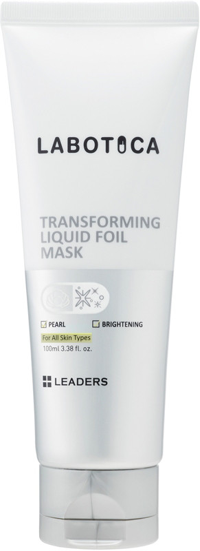 Transforming Liquid Foil Mask by Leaders
