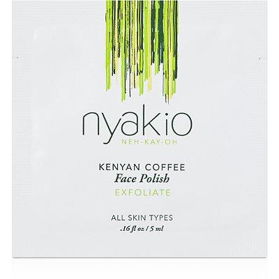NyakioFREE packette Face Polish w%2Fany Nyakio purchase