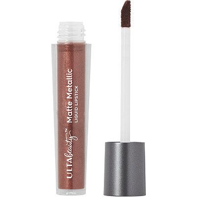ULTAMatte Metallic Liquid Lipstick
