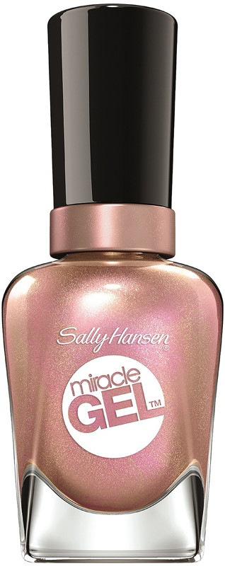 sally hansen miracle gel recension