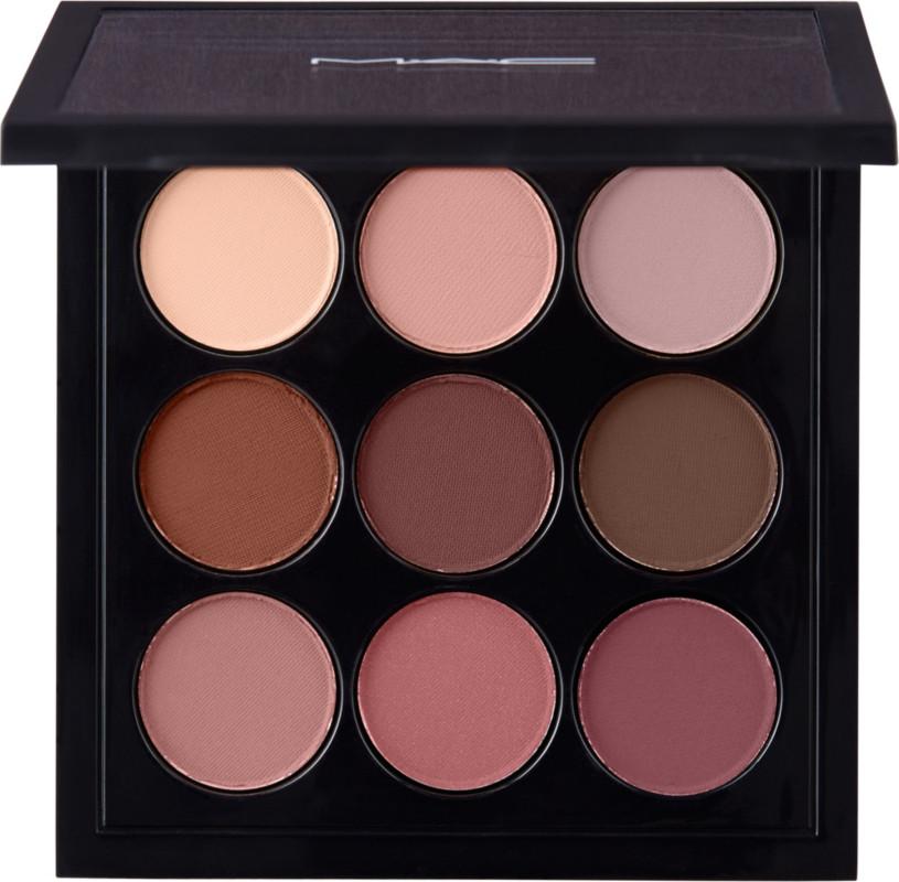 mac eyeshadow palette for green eyes