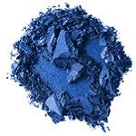 MAC Eyeshadow In The Shadows (vibrant dark blue - frost)