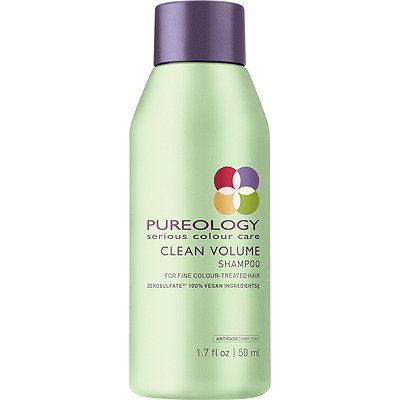 PureologyTravel Size Clean Volume Shampoo