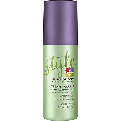 Clean Volume Instant Levitation Mist Hairspray