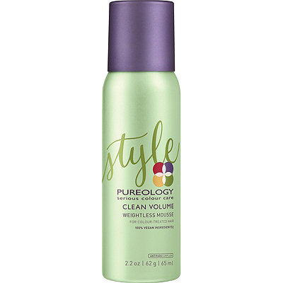 Pureology Travel Size Clean Volume Weightless Mousse