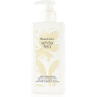 Online Only White Tea Pure Indulgence Bath and Shower Gel