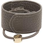 1907 Leather Hair Wrap Cuff