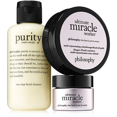 PhilosophyUltimate Anti-Aging Care Trial Set