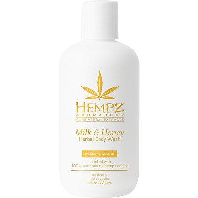 HempzMilk & Honey Herbal Body Wash