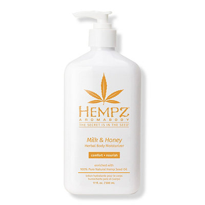 HempzMilk %26 Honey Herbal Body Moisturizer