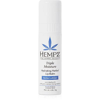 HempzTriple Moisture Herbal Lip Balm