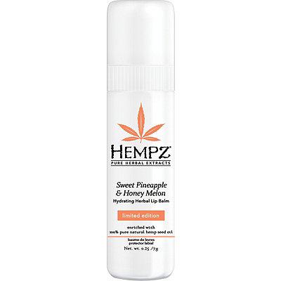 HempzSweet Pineapple %26 Honey Melon Herbal Lip Balm
