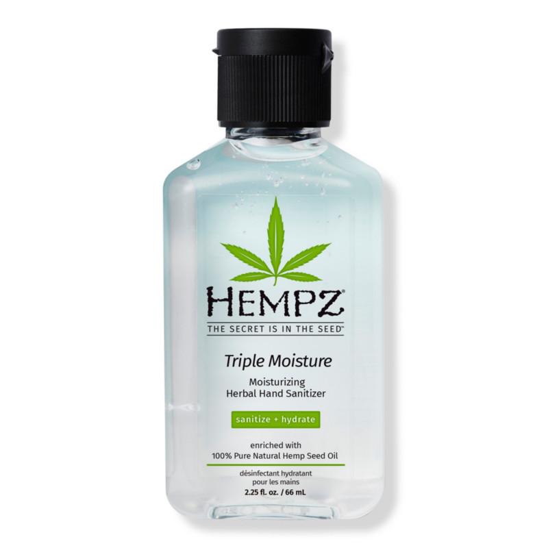 Hempz Travel Size Triple Moisture Moisturizing Hand Sanitizer Ulta Beauty