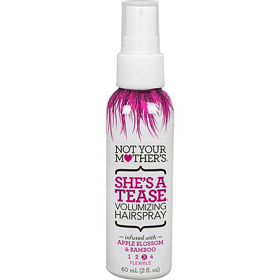 Not Your Mother's Travel Size She%27s A Tease Volumizing Hairspray