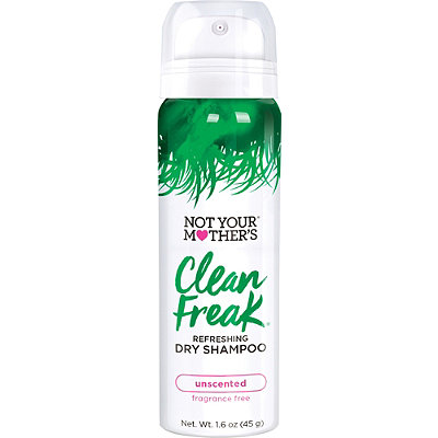 Not Your Mother'sTravel Size Clean Freak Refreshing Dry Shampoo