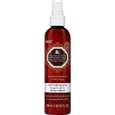 HaskCoconut Milk Curl Enhancing Spray