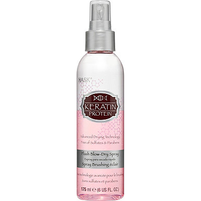 HaskKeratin Flash Blow-Dry Spray