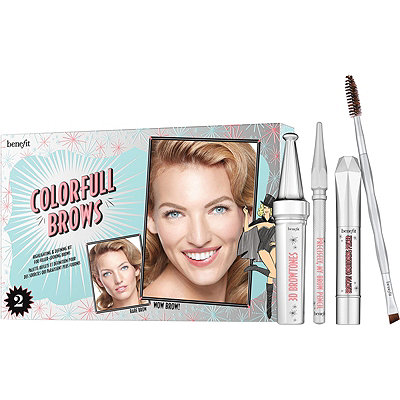 Benefit CosmeticscolorFULL Brows Highlighting & Defining Kit For Fuller-Looking Brows