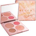 Online Only BECCA X Chrissy Teigen Glow Face Palette