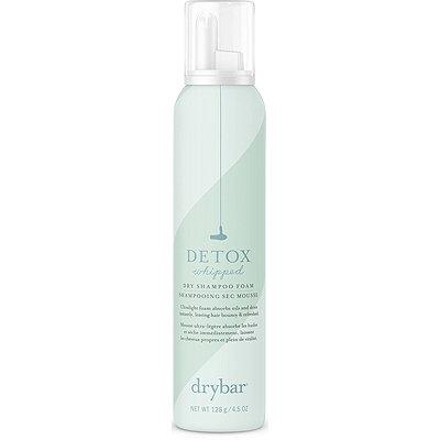 Detox Whipped Dry Shampoo Foam